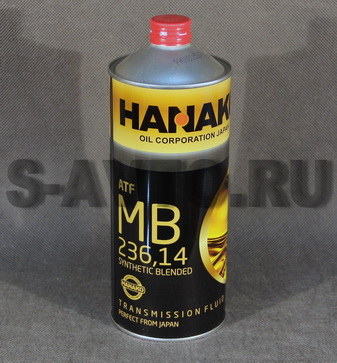 HANAKO BLACK ATF MB 236,14 1л