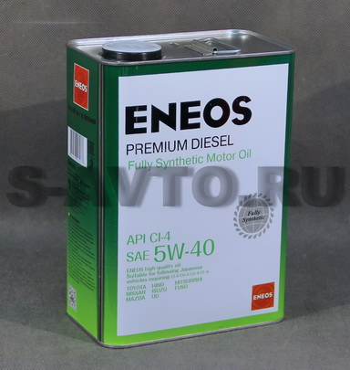 ENEOS CH-4 SYNTHETIC 5W-40 синт. 4л