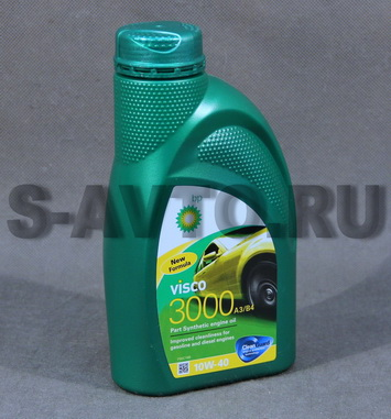 BP Visco 3000 10W-40 п/с 1л
