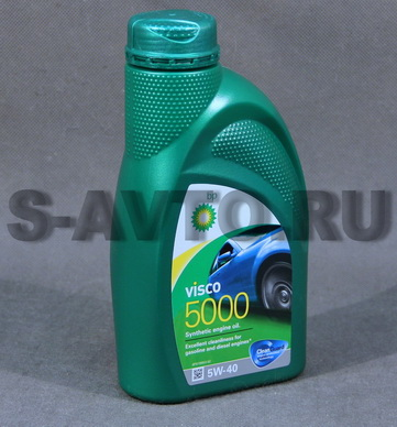 BP Visco 5000 5W-40 синт. 1л